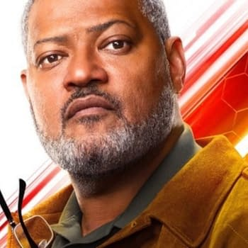 Laurence Fishburne ALMOST Suited up as Goliath in Ant-Man and The Wasp