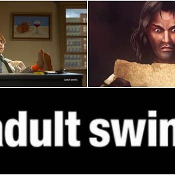 Adult Swim Adds Surreal Comedy The Shivering Truth Fantasy Satire Tigtone