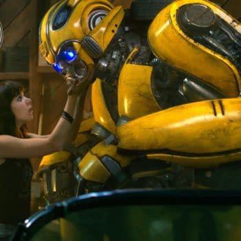 Bumblebee Still