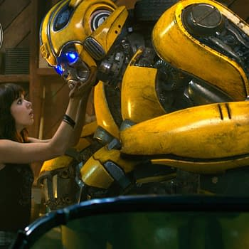 Bumblebee Drops a New Trailer and it Looks Incredible