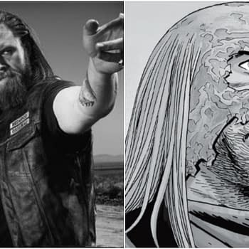 The Walking Dead Season 9: Alpha Finds Her Beta in Sons of Anarchys Ryan Hurst