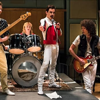 Rami Malek Talks Bohemian Rhapsody Producer Promises Balance