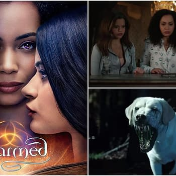 The Vera Sisters are Stronger Together in New Charmed Poster