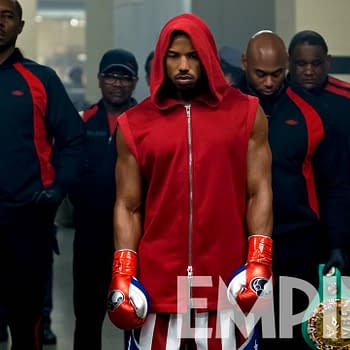 2 New Images from Creed II and Michael B. Jordan Talks Having an Antagonist