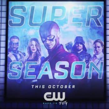 "The CW Declares October ""Super Season"", Heroes Attack Empty Subway in Teaser"