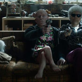 Ryan Reynolds Talks Baby Legs and Baby Hitler in Deadpool 2