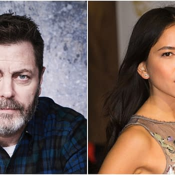 Devs: FX Orders Alex Garland Tech Thriller Limited Series with Sonoya Mizuno Nick Offerman