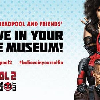 Deadpool and 20th Century Fox Need You to Believe in Your Selfie