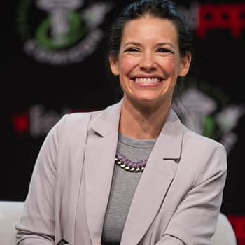 LOST Evangeline Lilly and the Ugly Semi-Naked Truth