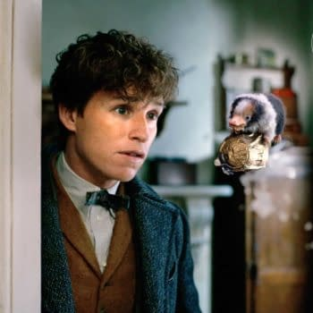 First Look at Baby Niffler in 'Fantastic Beasts: The Crimes of Grindelwald'