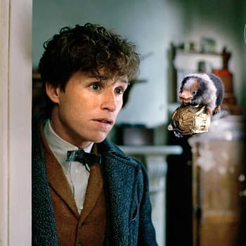 First Look at Baby Niffler in Fantastic Beasts: The Crimes of Grindelwald