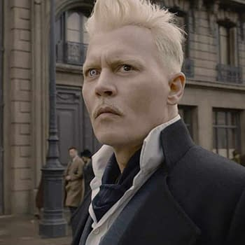 Johnny Depp Has Resigned from the Fantastic Beasts Series