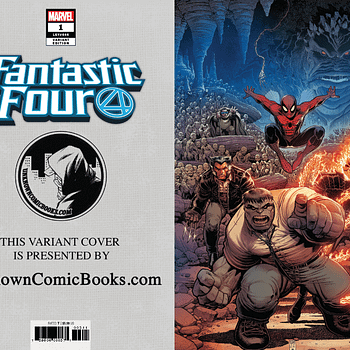Dan Slott Doesnt Seem to Be Entirely Up on Fantastic Four #1s Variant Covers