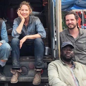 """'Fear the Walking Dead' Showrunners Talk Morgan's New Season 4 """"Friends"""""""