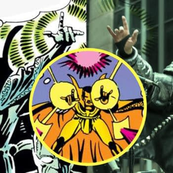 Super Weird Heroes v2.1: Gene Simmons, Steve Ditko, and Hand Gestures of Power