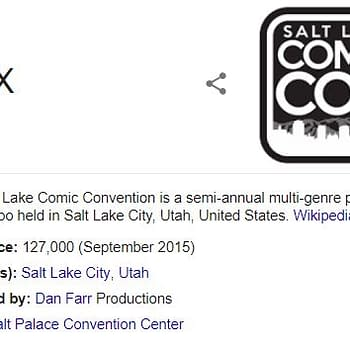 FanX: Salt Lake Comic Convention Still Using Formerly Salt Lake Comic Con Despite Court Ruling