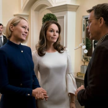 8 New Photos Surface from 'House of Cards' Season 6