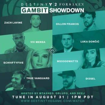 Bungie is Hosting a Destiny 2 Gambit Showdown Tomorrow