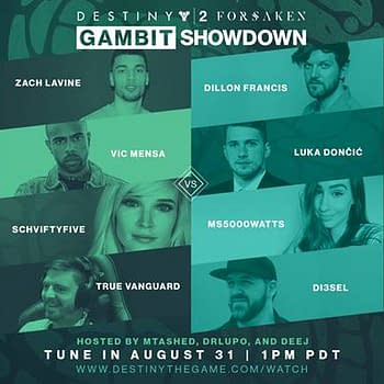 Bungie is Hosting a Destiny 2 Gambit Showdown Tomorrow