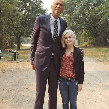 iZombie Season 5: NBA Legend/Comics Writer Kareem Abdul-Jabbar Turns Zombie