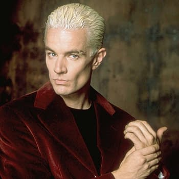 James Marsters Open to Playing Spike in Buffy The Vampire Slayer Reboot