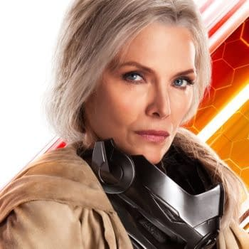 More Janet Van Dyne Coming on 'Ant-Man and The Wasp' Deleted Scenes