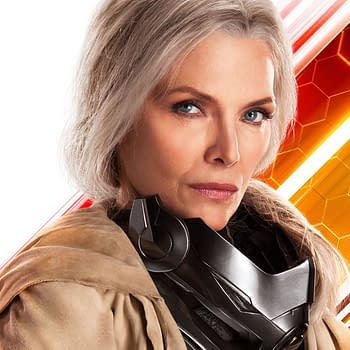 More Janet Van Dyne Coming on Ant-Man and The Wasp Deleted Scenes