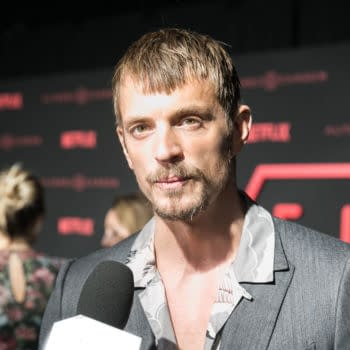 Joel Kinnaman, 2 Others Join Ron D. Moore's Space Series for Apple