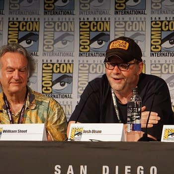 From Baywatch to The Outer Limits &#8211 A Celebration of Harlan Ellison at San Diego Comic-Con 2018