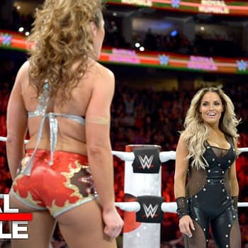 Trish Stratus Returns for Evolution Dream Match Against Alexa Bliss