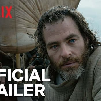 First Trailer for Chris Pine Tony Curran Netflix Film Outlaw King
