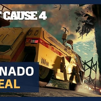 Square Enix Unveils Brand-New Just Cause 4 Tornado Gameplay