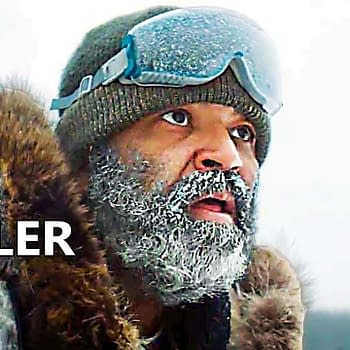 Jeffrey Wright the Wolf Expert in Trailer for Hold the Dark