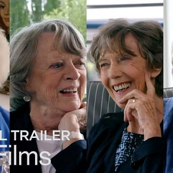 Tea with the Dames Trailer has Everything Except Helen Mirren