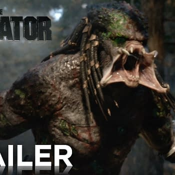 Final [Red Band] Trailer for The Predator Hits is Very Predator-y