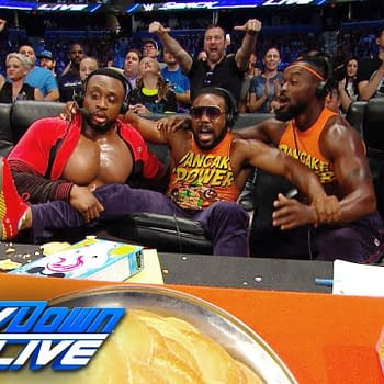 WWE Releases Uncut Video of New Days Full Commentary from SmackDown Like They Should Have Done Live