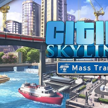 Cities: Skylines Mass Transit Expansion is Now on Xbox One and PS4