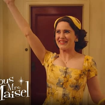 Amazon Releases The Marvelous Mrs. Maisel Season 2 Trailer