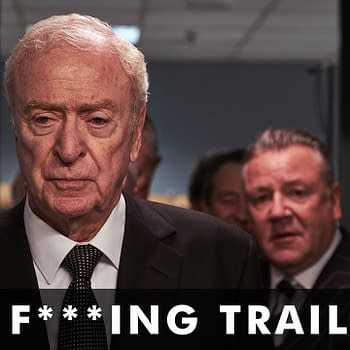 F***ing Red Band Trailer For Michael Cain Charlie Cox in King of Thieves