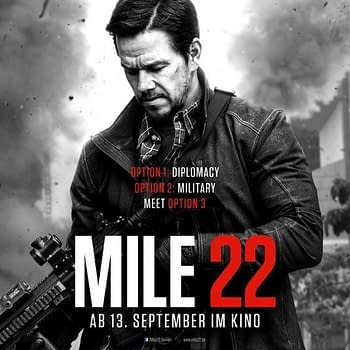 Mile 22 Review: A Genuine Waste of Iko Uwaiss Talents