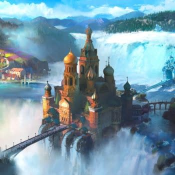 Concept Art from The Nutcracker and the Four Realms Shows Off the Realms