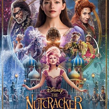 New TV Spot for The Nutcracker and the Four Realm Teases the Characters
