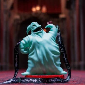 Disney's 2018 Halloween: Return of Oogie Boogie Popcorn Bucket and More