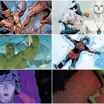 Top and Bottom 5 Comics of the Week of August 8th, 2018: Let's Try This Again