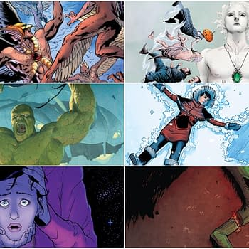 Top and Bottom 5 Comics of the Week of August 8th 2018: Lets Try This Again