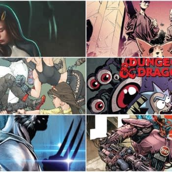 Comics for Your Pull Box August 29th, 2018: We Reach the Dead Ends