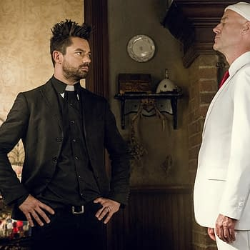 Preacher Season 3 Episode 7 Hitler Review: Thrice Blessed Oh Custer