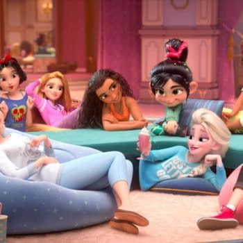 The Disney Princesses' Get Casual in This New Image from Ralph Breaks the Internet: Wreck-It Ralph 2
