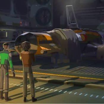 'Star Wars Resistance' Trailer, Release Date Revealed by Disney Channel