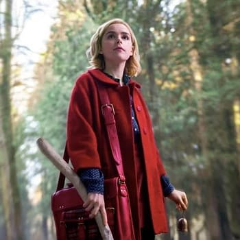 Chilling Adventures of Sabrina: Netflix Offers Official First Looks at Sabrina Aunts